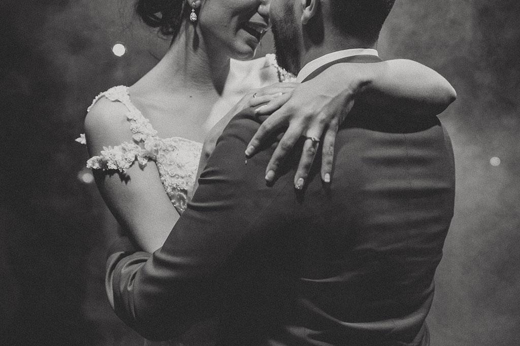 Γάμος στην Αθήνα Ασπρόμαυρη φώτο